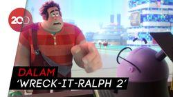 Hangatnya Persahabatan Ralph dan Vanellope