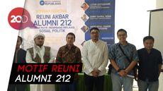 Reuni Alumni 212, Ajang Silaturahmi atau Politik?