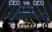 CEO Vs CEO: CT Hadapi Pendiri Go-Jek, BukaLapak Hingga Dian Sastro