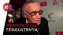 Pemakaman Stan Lee Berlangsung Tertutup