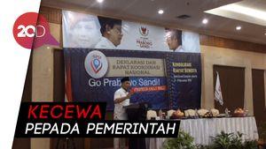 Prabowo-Sandi Dapat Amunisi Dukungan dari Relawan GPS