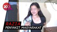 Pasangan Mesum dan PSK Diciduk Petugas di Makassar