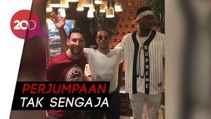 Pogba Bertemu Messi di Dubai, Bahas Apa?