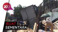 Tanah Amblas di Ancol, Warga Ngungsi di Lahan Pinjaman