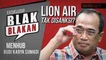 Blak-blakan Menhub Soal Sanksi Lion Air