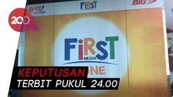 Kominfo Masih Pikir-Pikir soal Iktikad Baik First Media dan Bolt
