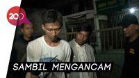 Tim Rajawali Tangkap 2 Pelaku Pemerasan di Kramat Jati