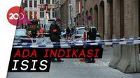 Polisi Ditikam di Belgia, Pelaku Ditembak