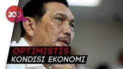 Luhut Bicara Pertumbuhan Indonesia yang Positif di IEF 2018