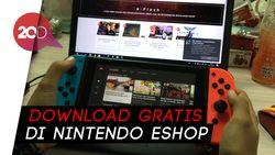 Keren Nih Bisa Nonton YouTube di Nintendo Switch