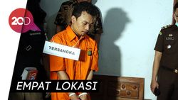 Rekonstruksi Pembunuhan Satu Keluarga di Bekasi, 55 Adegan Diperagakan