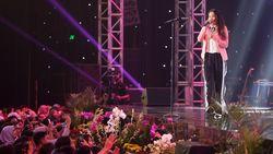 Suasana Syahdu di Lagu Kutunggu Kau Putus bersama Sheryl Sheinafia