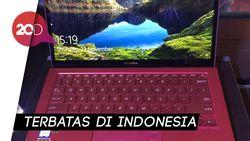 Asus Hadirkan ZenBook S Edisi Burgundy Red Limited Edition