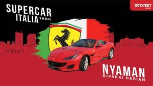 Review Ferrari Portofino: Supercar yang Nyaman Buat Harian