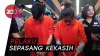 Sejoli Pembunuh Ciktuti Tiba Di Jakarta