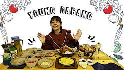 Young Dabang: Cita Rasa Ayam Goreng Korea dan Soju Bomb