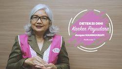 Ini Syarat Deteksi Dini Kanker Payudara dengan Mammografi