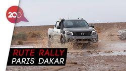 Menjajal Offroad di Gurun Terpanas Sahara