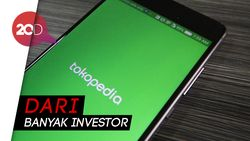 Suntikan Dana US$ 1 M untuk Tokopedia