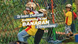 Wisata Outbond Kampoeng Kopi Banaran Semarang