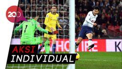 Gol Spesial ke-50 Son di Tottenham