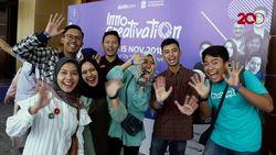 Keren! Itu Kata Peserta Innocreativation di Surabaya
