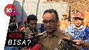 Pak Anies, Rumah Longsor di Kalisari Punya IMB