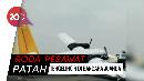 Mau Lepas Landas, Pesawat Airfast Tergelincir di Bandara Juanda