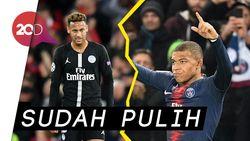 Sempat Cedera, Neymar dan Mbappe Siap Lawan Liverpool