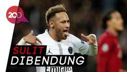 Skill Dewa Neymar yang Repotkan Liverpool