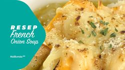 Resep French Onion Soup