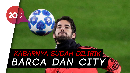 Tersingkir dari Madrid, Isco Mau ke Barca atau City?