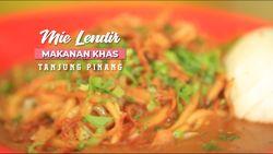 Mie Lendir, Makanan Khas Tanjung Pinang