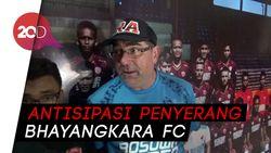 Canda Pelatih PSM untuk Meredam Paul Sergio