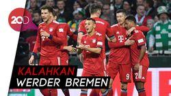 Dua Gol Gnabry Menangkan Bayern Munich