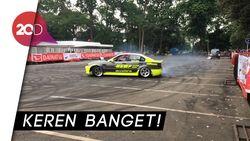 Aksi Mendebarkan Mobil Ngesot di Indonesia Automodified