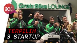 Grab Akan Kucurkan Dana Rp 3 Triliun Untuk Startup Indonesia