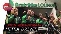 Grab Resmikan GrabBike Lounge di Kebayoran Lama