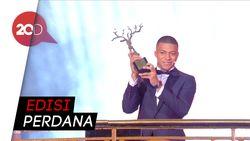 Mbappe Meraih Kopa Trophy 2018, Pemain U-21 Terbaik