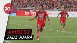 Semen Padang Gelar Latihan di Pakansari Jelang Final Liga 2