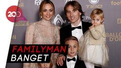 Sisi Lain Luka Modric, Pemenang Ballon dOr 2018