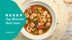 Sup Marinara Kuah Asam