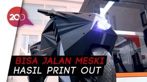Ini Buktinya Kalau Motor Listrik Bisa Dicetak dengan Printer 3D
