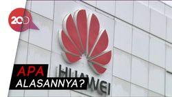 Petinggi Huawei Diamankan Pihak Berwajib Kanada