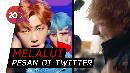 Sinyal-sinyal BTS Bakal Kolaborasi dengan Ed Sheeran