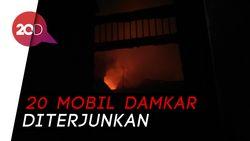 7 Rumah Kebakaran di Surabaya