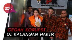 Cegah Korupsi, Eks Hakim Agung Setuju Hakim Boleh Disadap