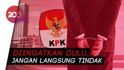KPK Diminta Jangan Cuma Fokus OTT, Tapi Juga Cegah Korupsi