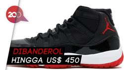 10 Sepatu Air Jordan 11 yang Paling Dicari