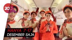 Rasakan Suasana Vintage Bersama Garuda Indonesia